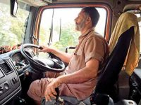 Indian truck drivers are burning out