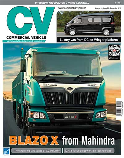 Commercial Vehicle Magazine Subscription