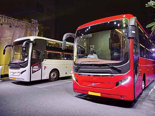 MG Automotives unveils new luxury sleeper coach named 'Starz'