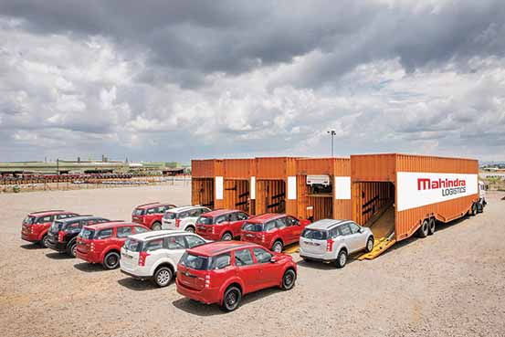 Mahindra Logistics is challenging the status quo of third-party logistics