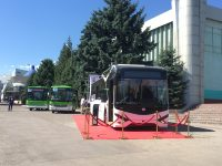 Upbeat Busworld Central Asia 2019
