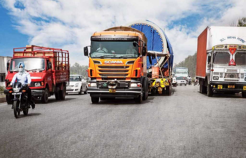 Truck drivers deserve respect for braving the odds |