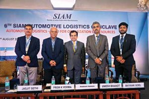 SIAM organises sixth Logistics Conclave