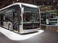 Daimler at Busworld Europa 2019