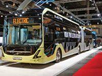 Volvo Bus at Busworld Europa 2019