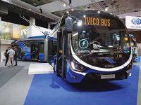 Iveco Bus at Busworld Europa 2019