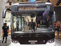 Scania at Busworld Europa 2019