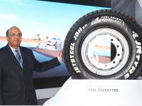 Two-crore CV radials by JK Tyre