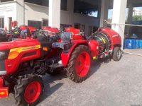 M&M tractors to fight Covid-19