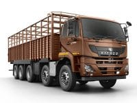 Eicher becomes the first company to offer 100% Connected Vehicles