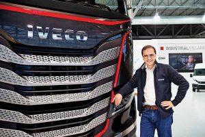 Q & A : ThomasHilse,  Brand President, Iveco