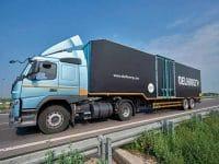 Delhivery acquires Volvo trucks