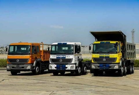Daimler India enters used CV market