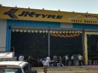 JK Tyre inaugurates truck wheels centre in Bhiwandi