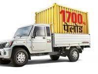 Mahindra announces Corona insurance on Bolero pick-ups range