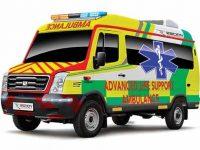 Reddy Customs ambulance