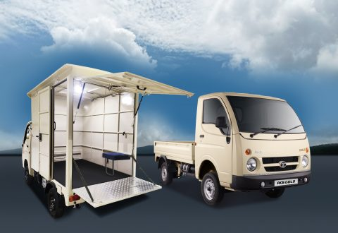 APSCSCL orders 6413 Tata Ace Gold vehicles