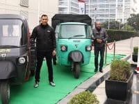 Omega Seiki Mobility launches three new  electric three wheelers