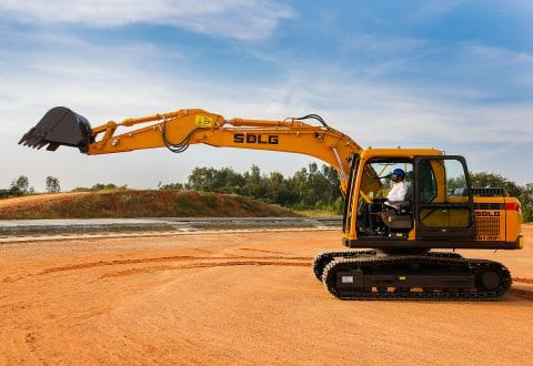 Volvo Group to launch SDLG excavators in India