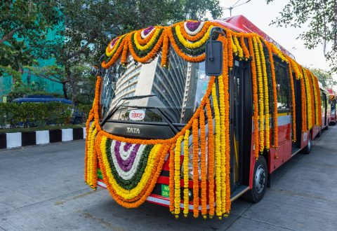 BEST inducts 26 Tata Ultra Urban e-buses