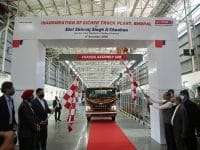 VECV commences production at Bhopal truck plant