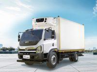 Tata Motors refrigerated trucks for vaccine transportation