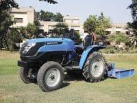 Sonalika electric tractor
