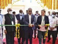 Schwing Stetter India inaugurates global manufacturing facility