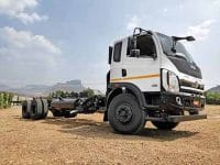 Driving the Tata Ultra 2821.T (Container)