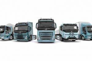 Volvo Trucks electrification strategy
