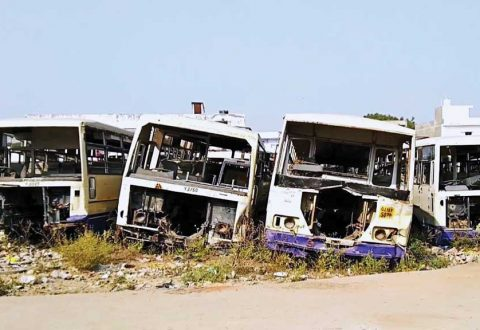 The scrappage policy