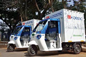 FM Logistic deploys EVs