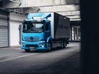 For the New E-RA, New E-truck, introducing E-Actros.