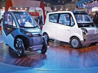 Exciting new Mahindra vehicles