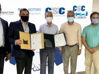 Tata Motors announced the signing of MoU with Common Service Centre Scheme