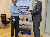 Ashok Leyland partners with Federal Bank