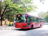 Restoring Bus In Public Transportation