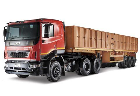 Tata Prima Modern Trucks for Modern India