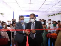 New oxygen generator plant in Jaipur by DTDC and Narayana Health
