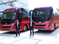Eicher establishes new standard in Inter-City Luxury Bus Travel