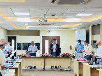 JNPT  Observed 'Swachhta Pakhwada'